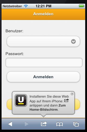 Mobile Version Für Smartphones Untermstrich